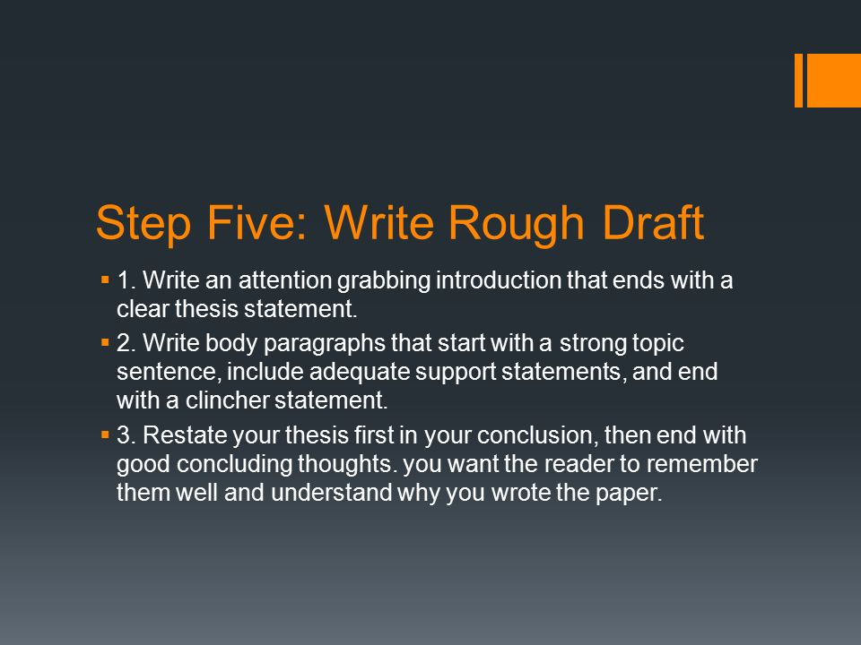 introduction for a thesis how to write Writing the introduction chapter to a thesis - duration: 9:08 cecile badenhorst 22,451 views 9:08 thesis statements: four steps to a great essay.