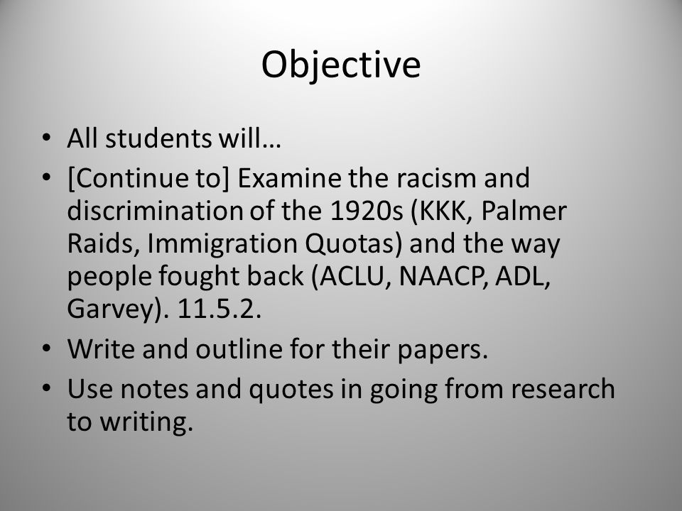 The Struggle With Racism In America Essay Sample