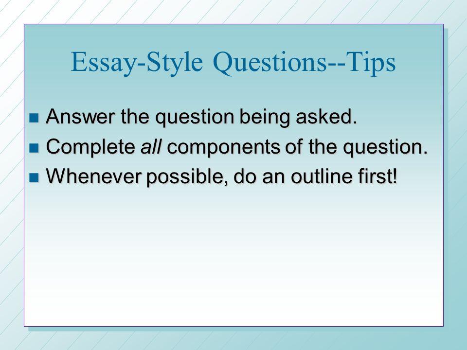 intro to psychology essay