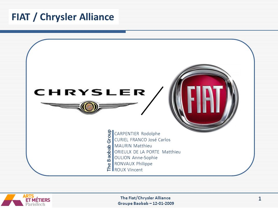 llc business alliance chrysler on viable chryslercab and strategic benefits fiat is a stand