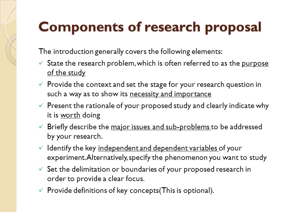 Define Dissertation Proposal