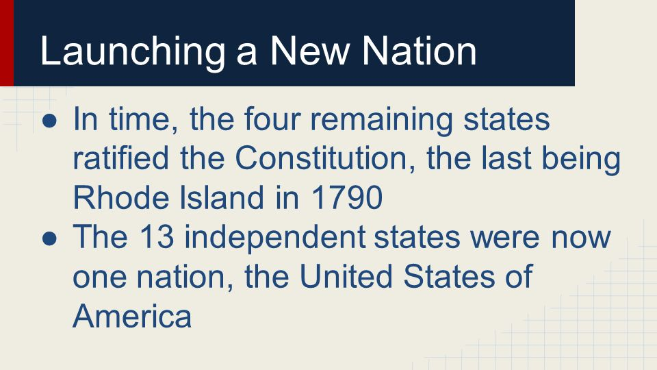 How did the united states become an independent nation?