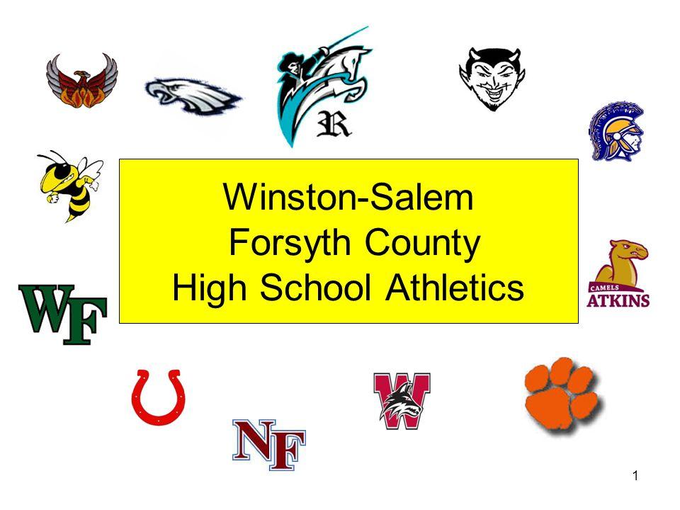 Winston-Salem Forsyth County High School Athletics 1