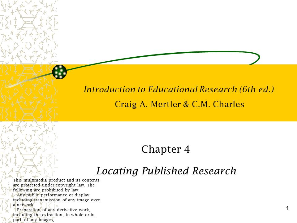 introduction paper research