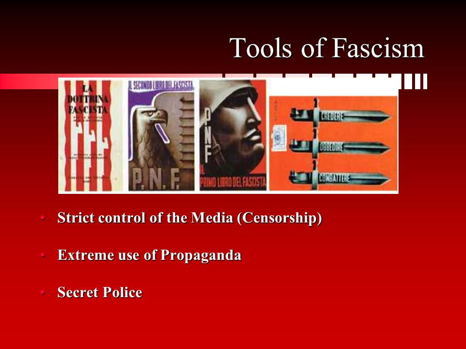 The rise of fascism in europe from wwi to wwii.?