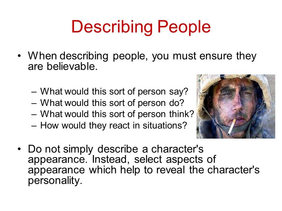 folio descriptive writing creative descriptive writing most  8 describing