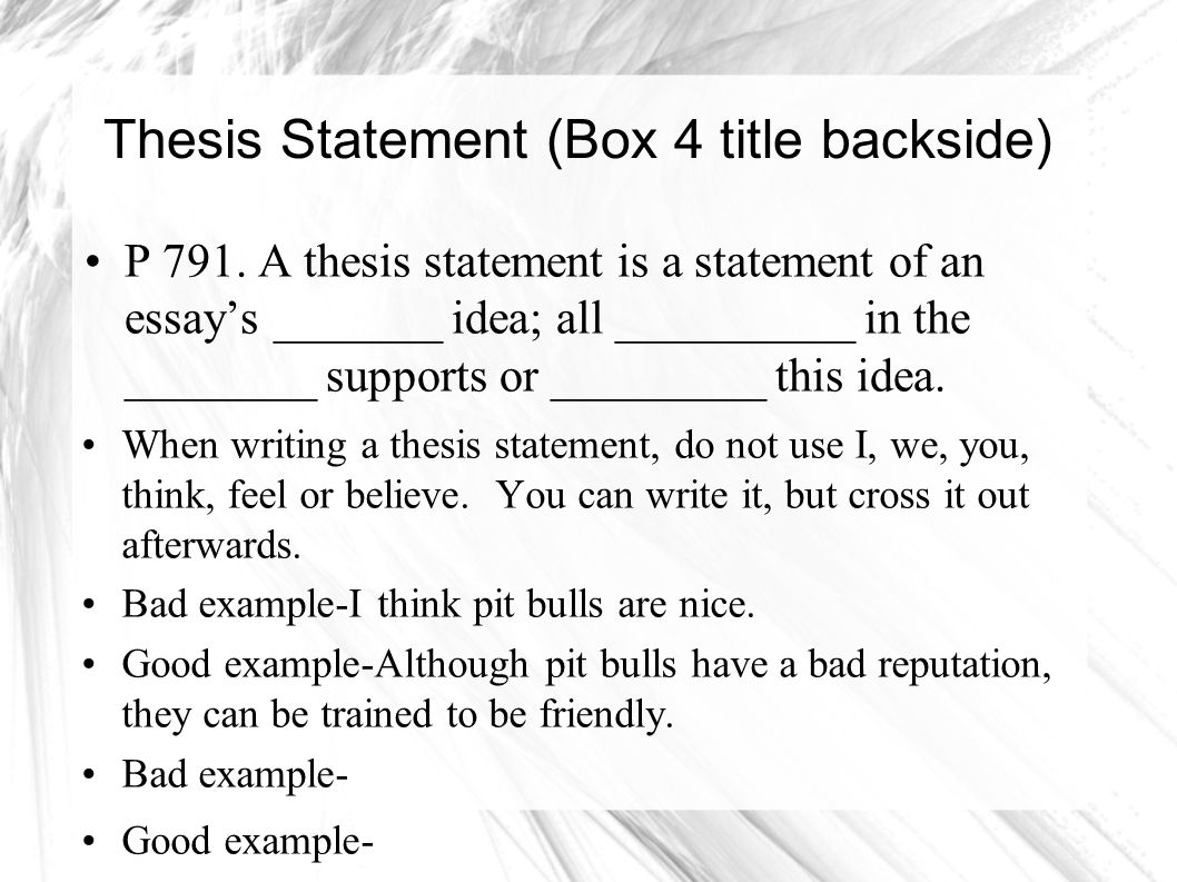 where does a thesis statement go in an expository essay Find and save ideas about expository essay expository essay examples expository writing sample essay where does the thesis statement go.