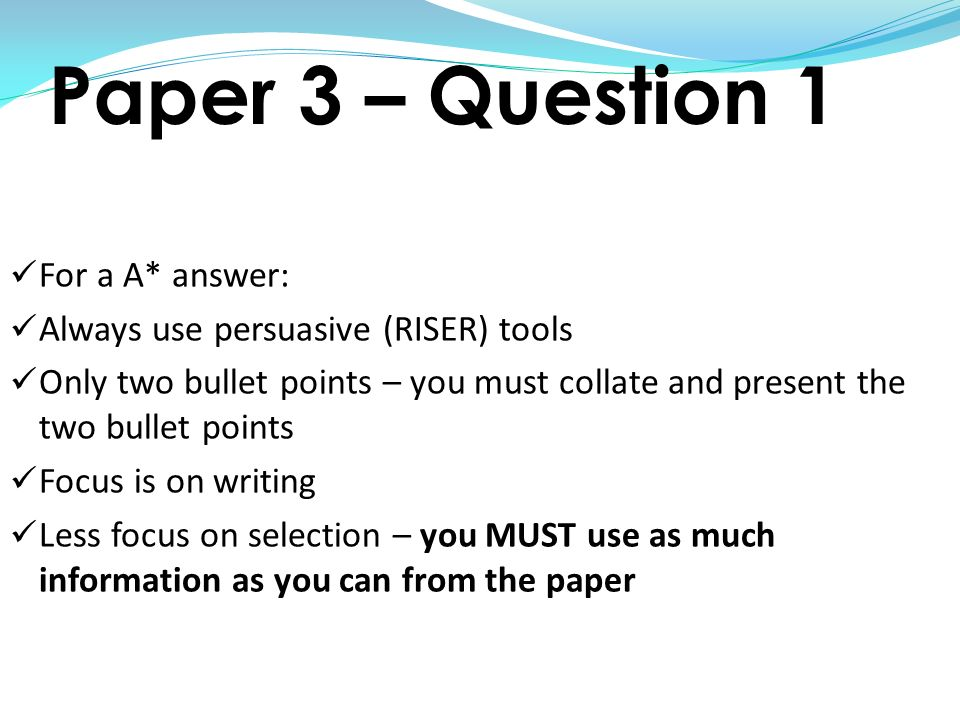 What are some tools you use when writing a persuasive essay? 10 points!?