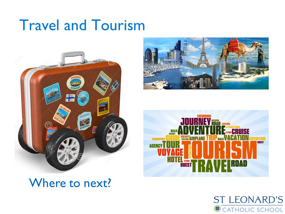 Travel and Tourism Where to next