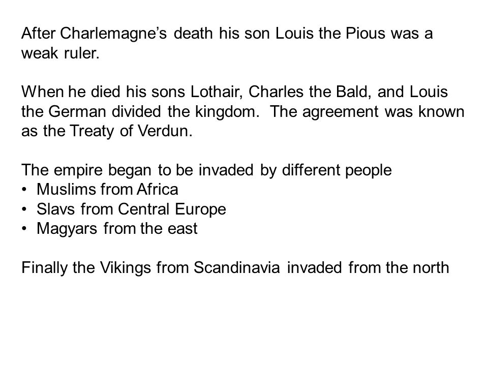 Charlemagne appreciated learning, believed in education, and was proud of his own ability to read Latin.