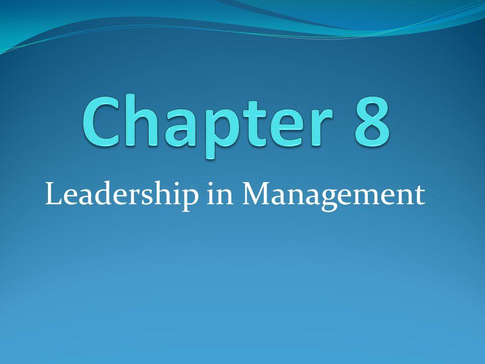 Leadership in Management