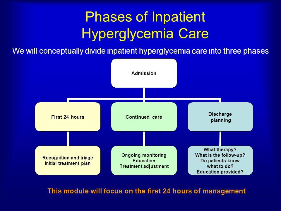 Unequivocal hyperglycemia