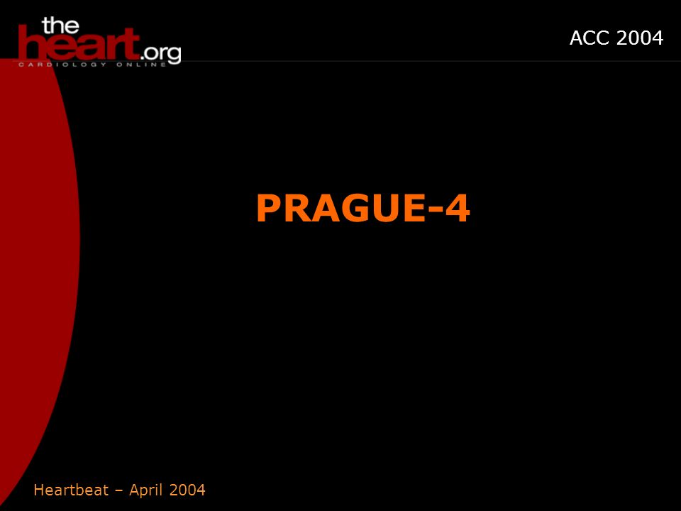 Heartbeat – April 2004 ACC 2004 PRAGUE-4