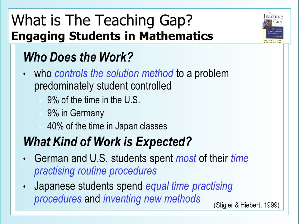micro teaching in mathematics
