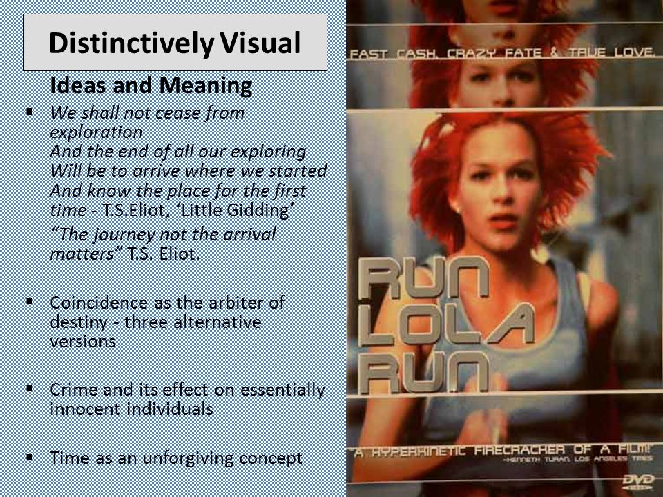 distinctively visual questions Distinctively visual techniques are used to explore the themes of survival and hardships in order to emphasise how distictly visual on shoe horn sonata essay.