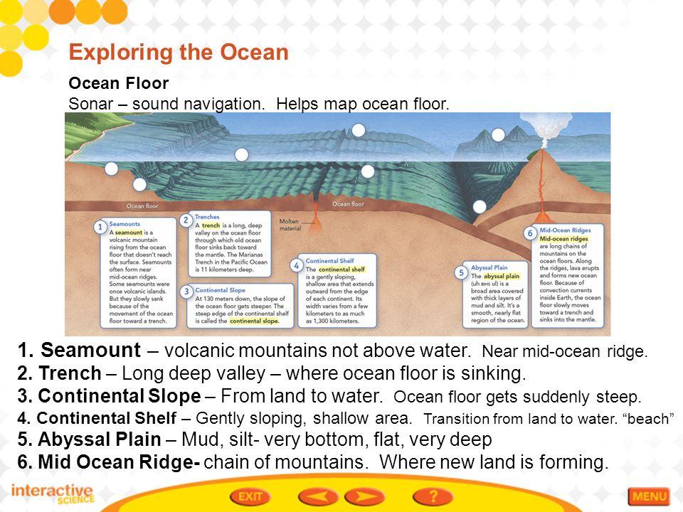 100 ideas Interactive Map Of The Ocean Floor on emergingartspdx – Ocean Floor Worksheet