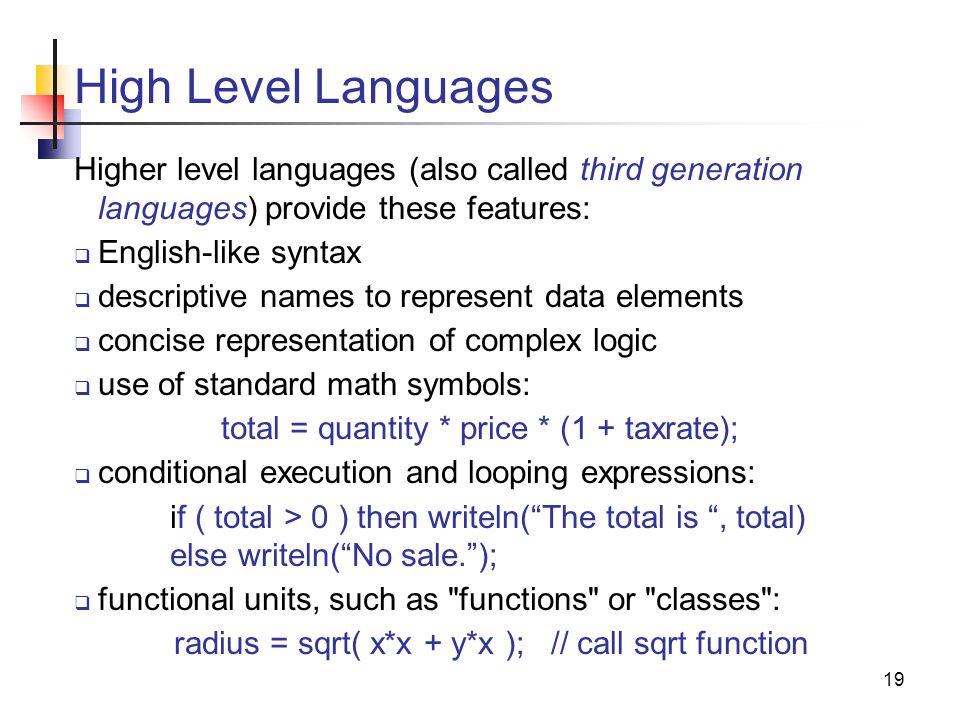 mathematical symbols in english