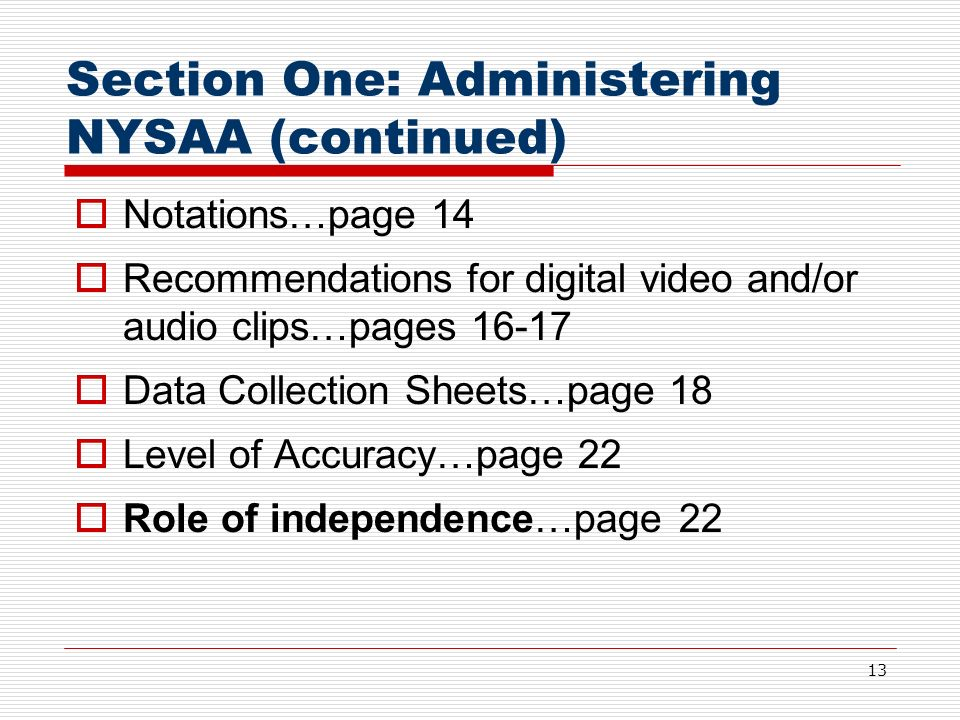 Worksheets Nysaa Worksheets new york state alternate assessment nysaa administration training 16 17 data collection 18 level of 22 role