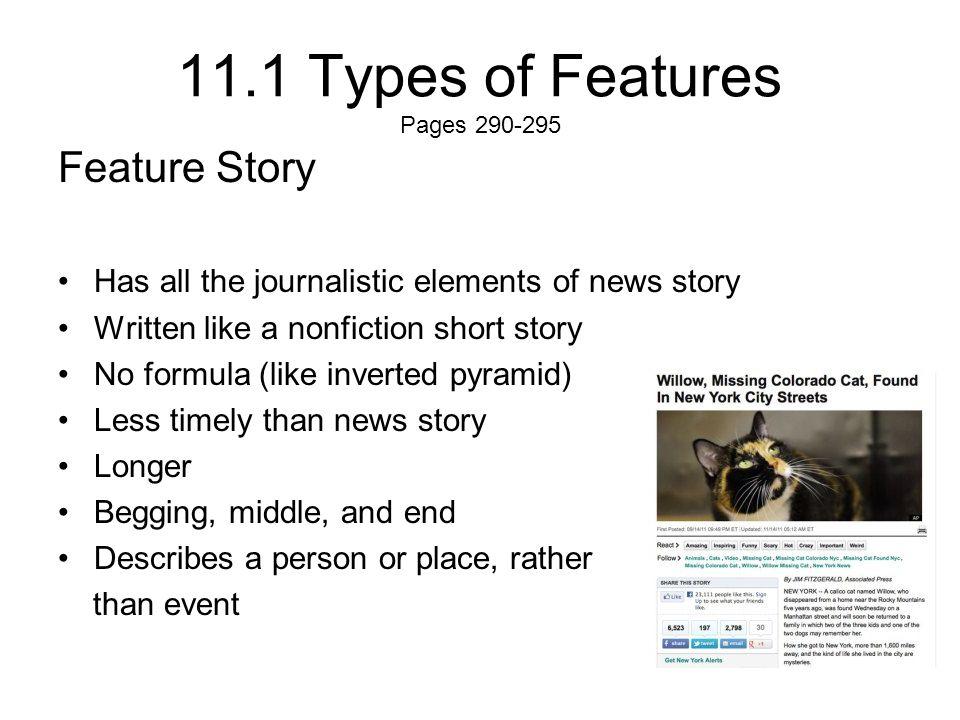 Non-fiction short stories?!?