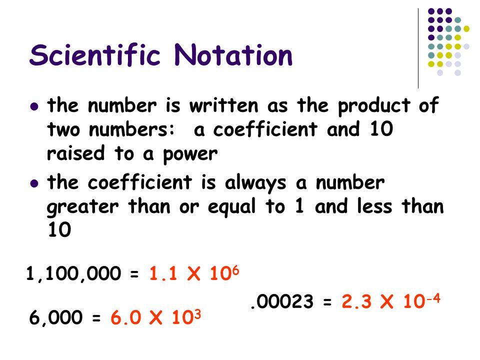 Scientific Measurement Qualitative measurement – give results in a ...