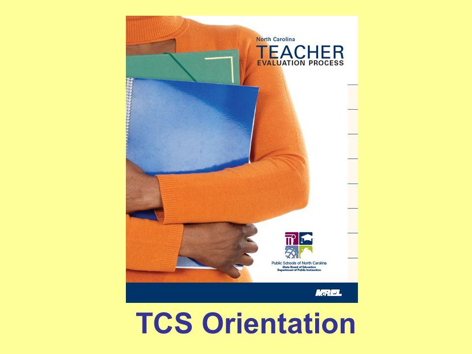 TCS Orientation