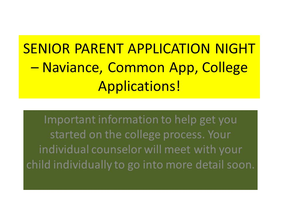 How does Commonapp work? Application Process.?
