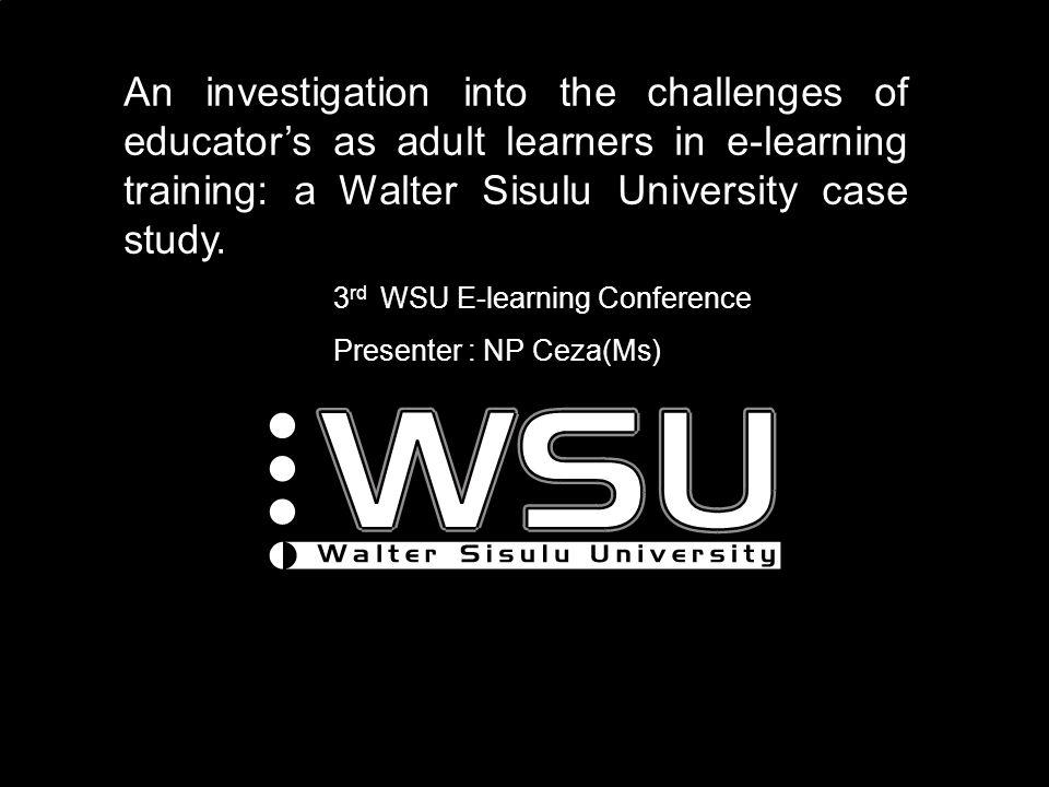 Dec        The Implementation of E Learning at Al Quds SlideShare