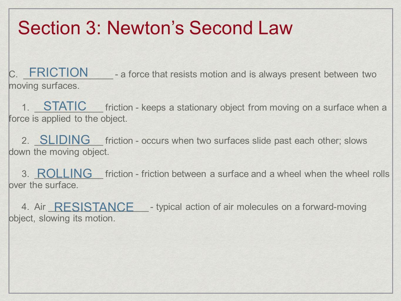 Laws Of Motion Worksheet Sheet Print – Laws of Motion Worksheet
