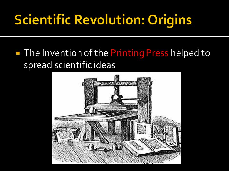 How did the Scientific Revolution Spread?