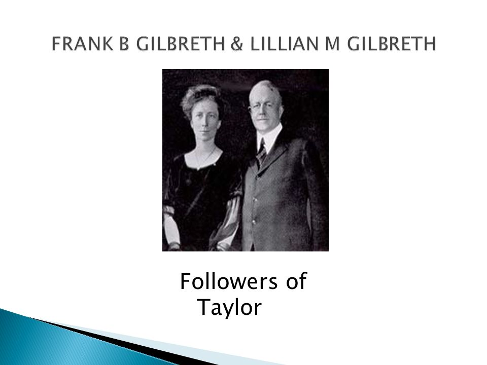 Followers of Taylor