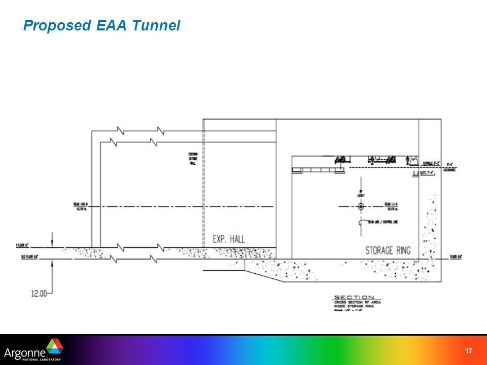 17 Proposed EAA Tunnel