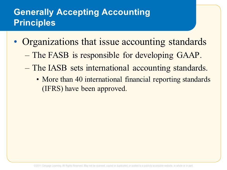 Uses of Accounting Information and the Financial Statements ppt ...