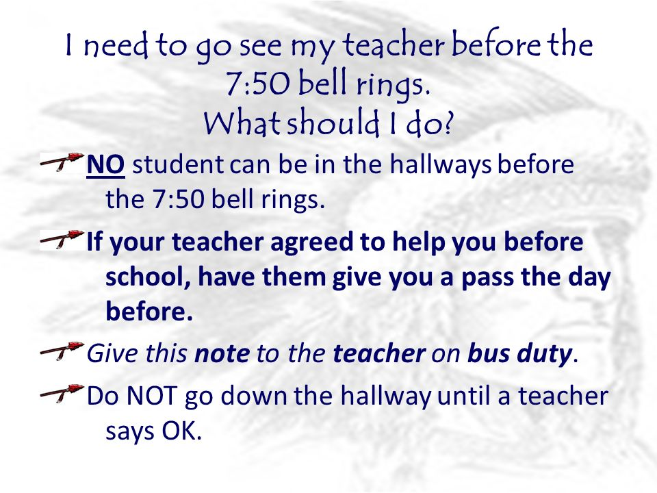 What can/should i do about my teacher?