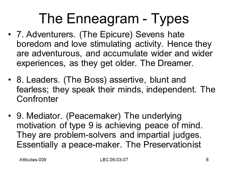 enneagramm typ 9