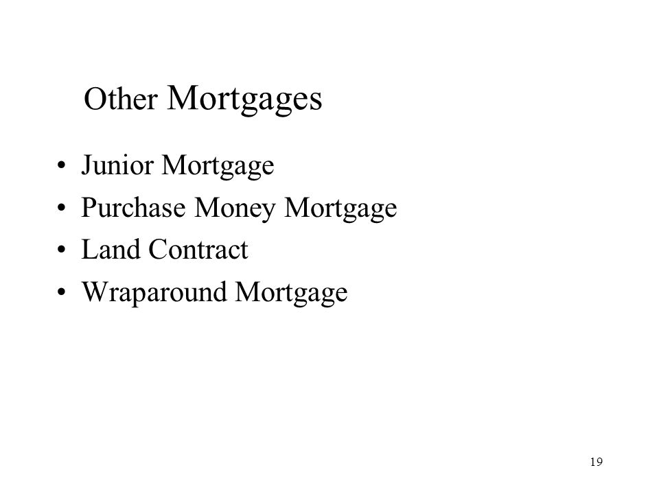 1 The Mortgage Market. 2 Introduction We Have Already Noted Real