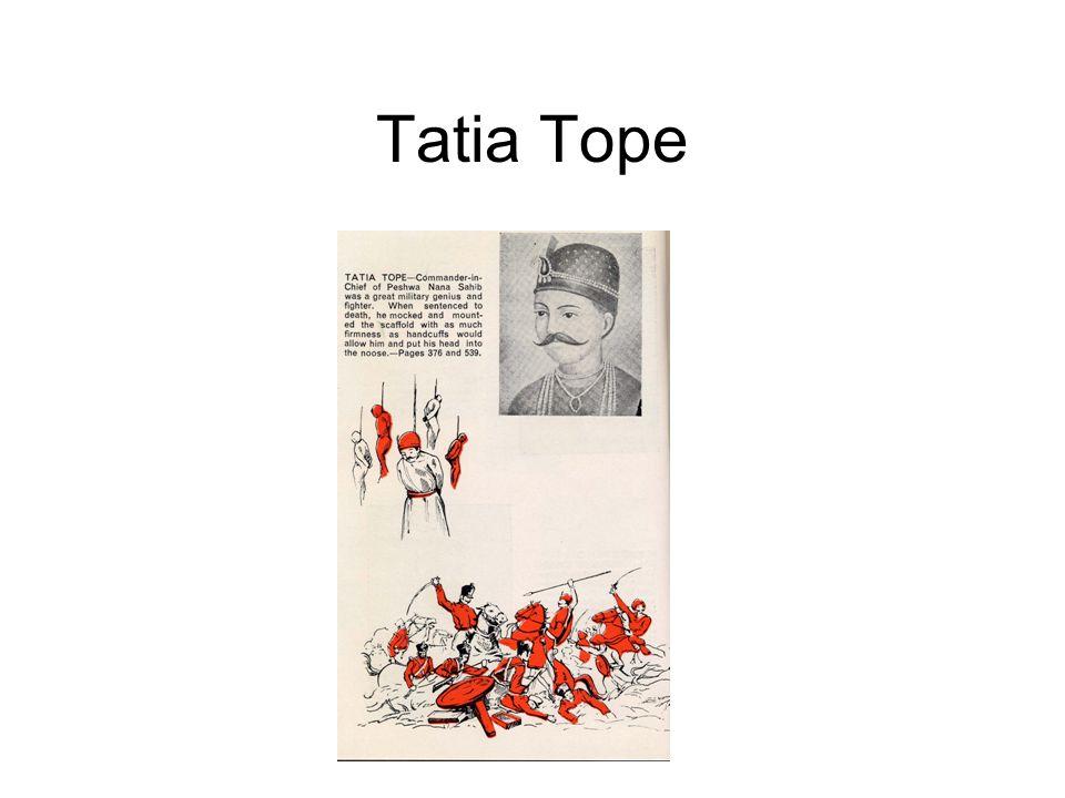 Tatia Tope