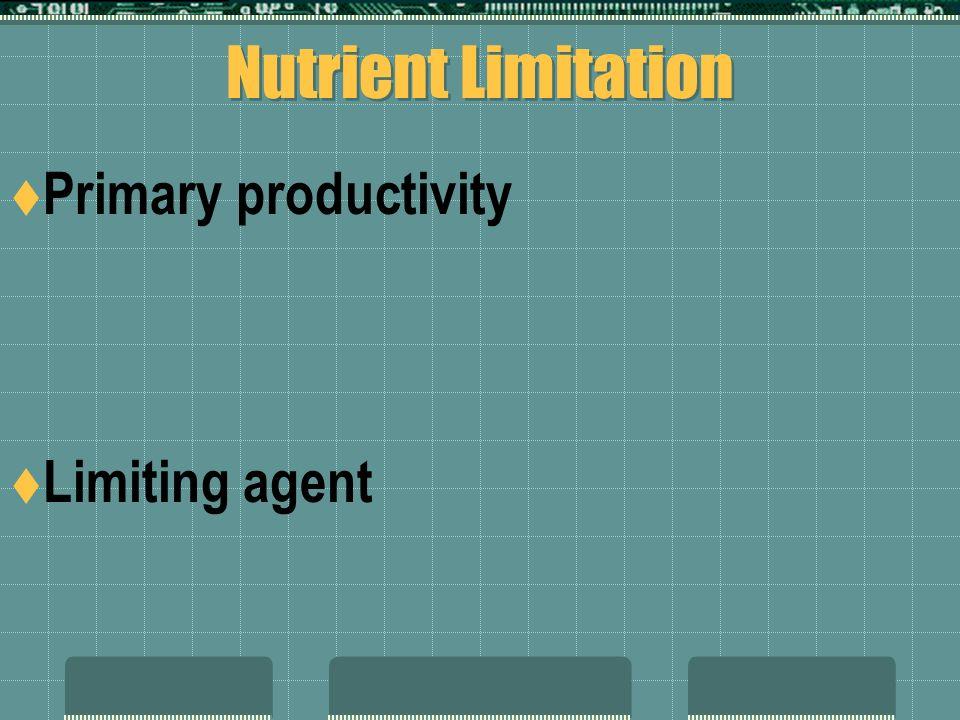 Nutrient cycles  Carbon  Nitrogen