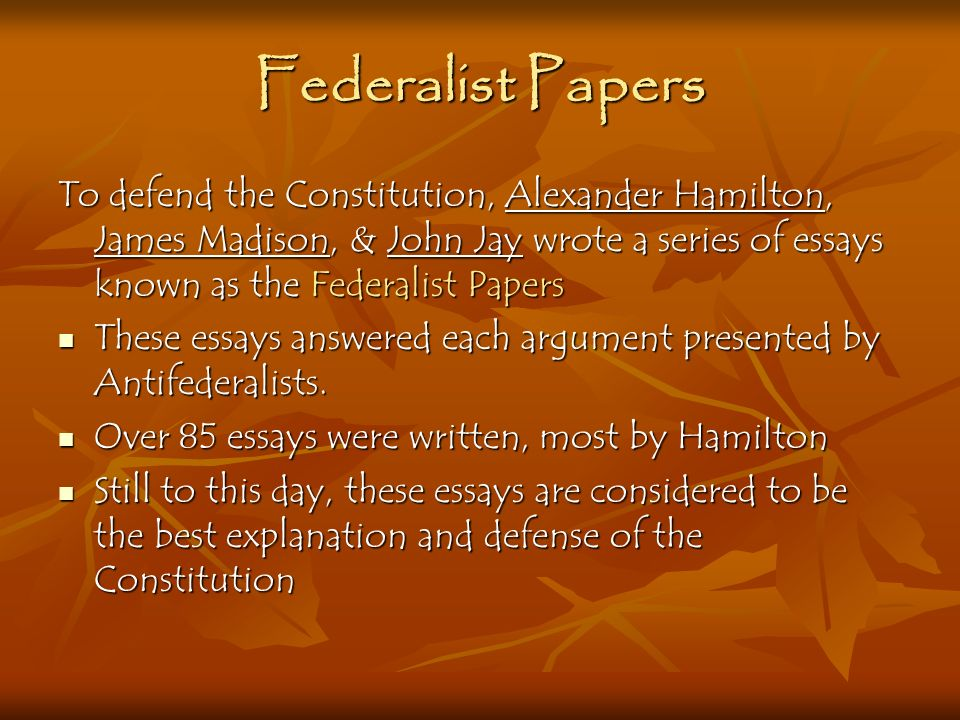 ratifying constitution dbq essay