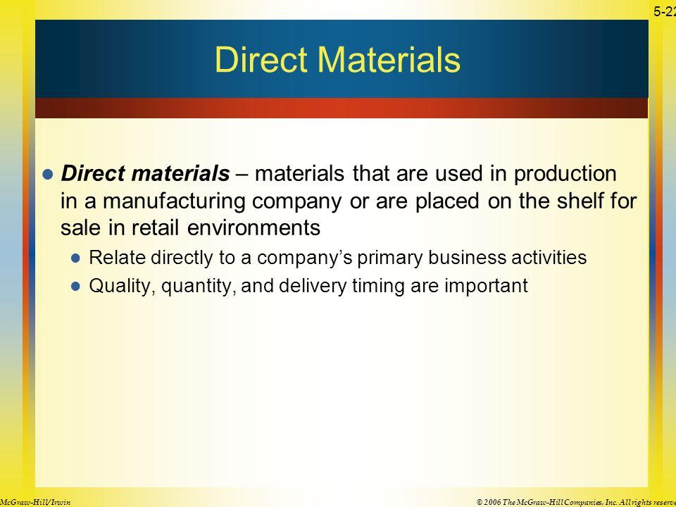 © 2006 The McGraw-Hill Companies, Inc.
