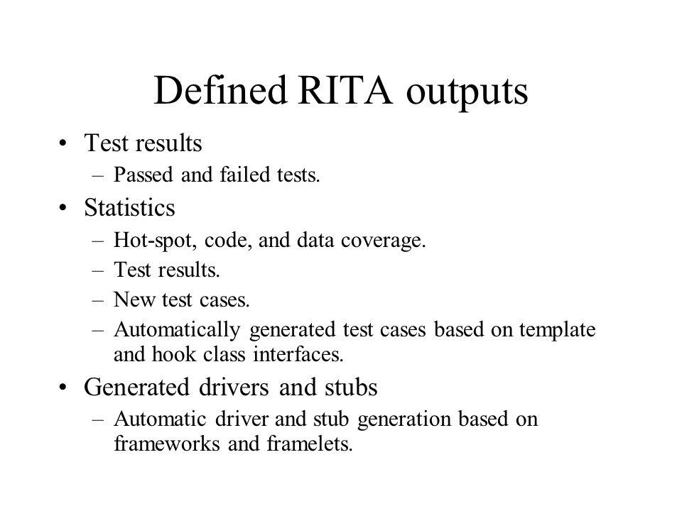 rita demonstration juha taina, antti tevanlinna. rita prototype, Presentation templates