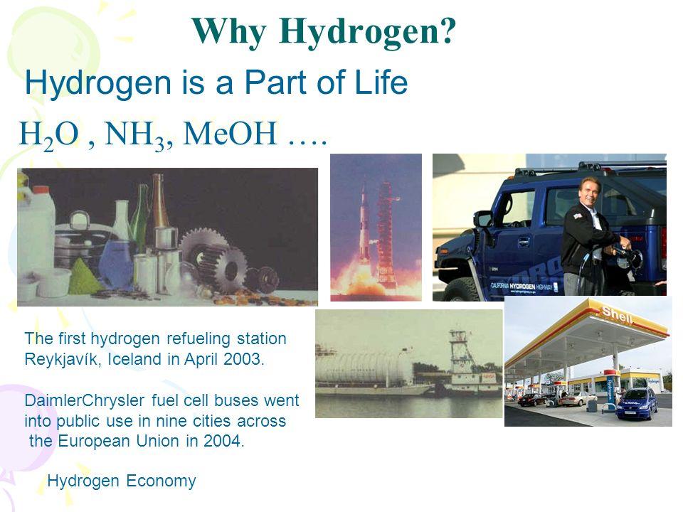 Why Hydrogen.