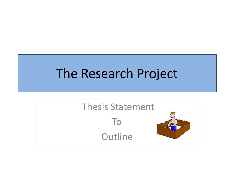 thesis research project Ab senior thesis funding opportunities our senior thesis research funding software specific to your research project not available through your department.