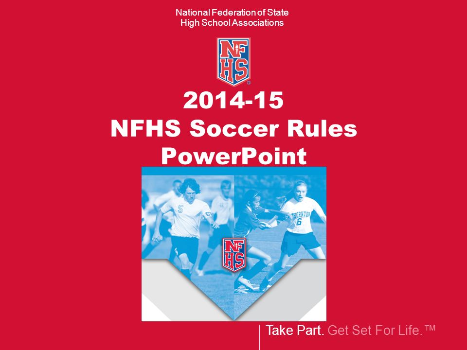 Take part get set for life national federation of state high 1 take part fandeluxe Image collections