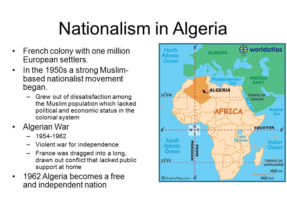 an overview of the rise of nationalism in the africa The colonial policies led to the growth of african unhappiness western education led to the rise and growth of african nationalism.
