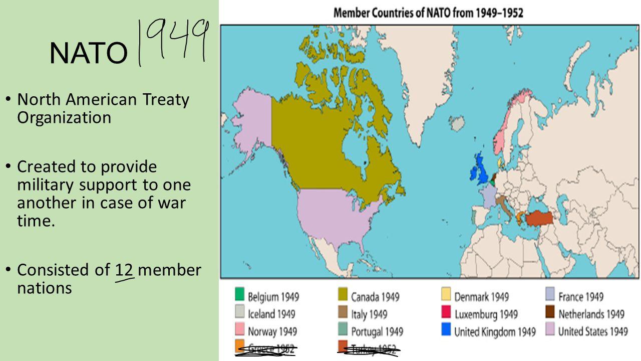100+ [ Cold War Map Worksheet ] | 13 Best Cold War Images On ...