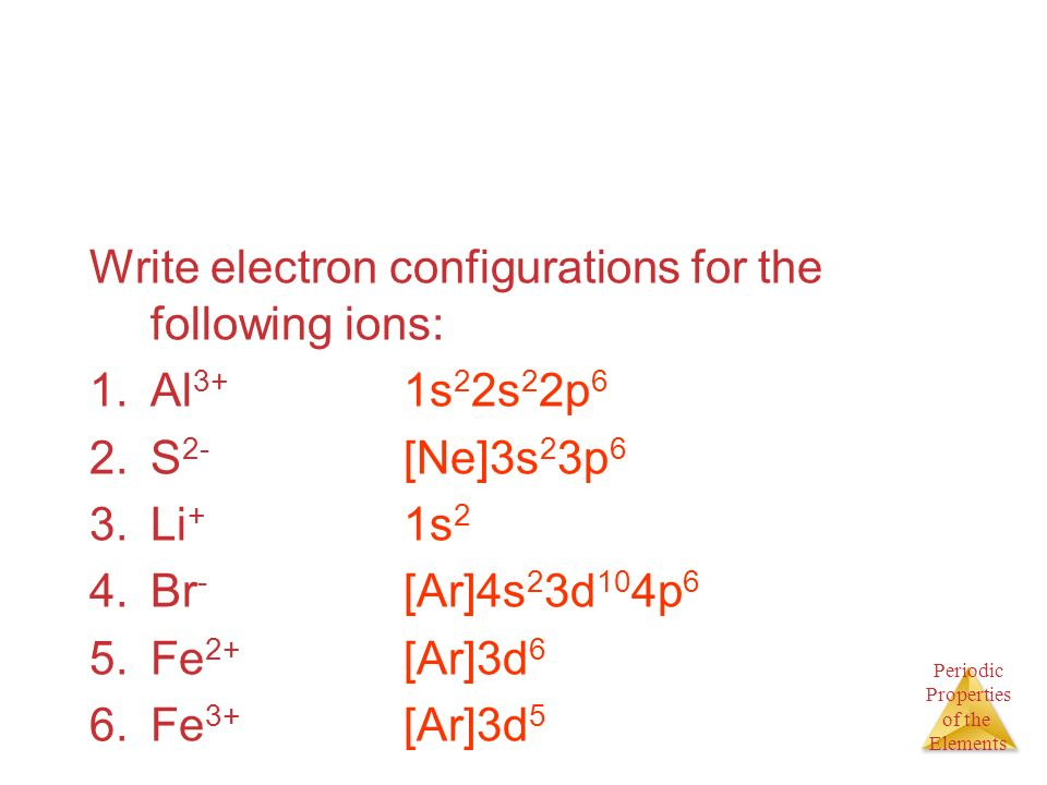 Electron configuration worksheet chemfiesta