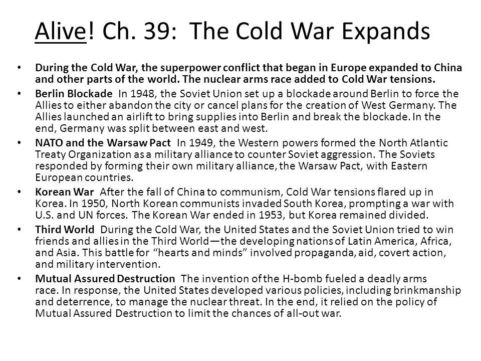 dbq the cold war begins essay