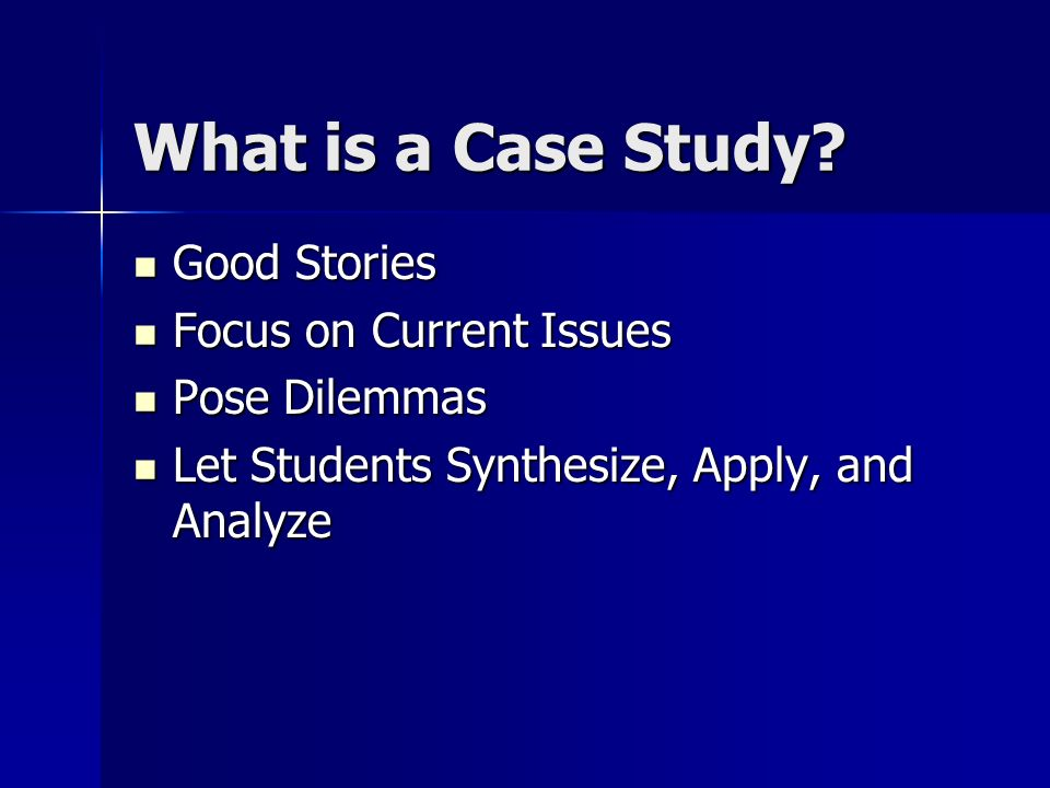 capstone case study ncoa