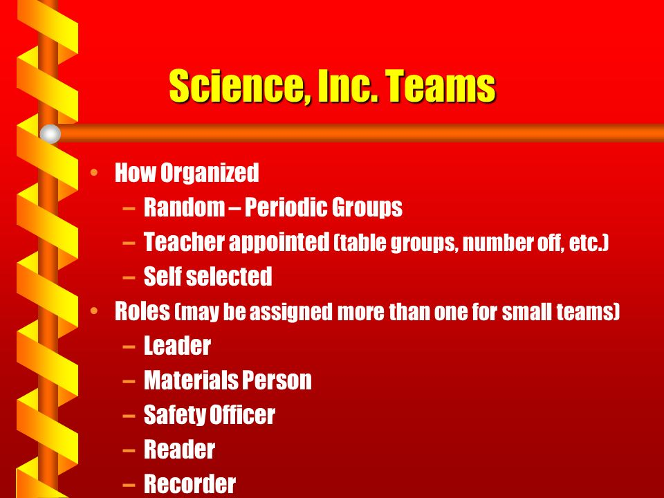 Science, Inc.
