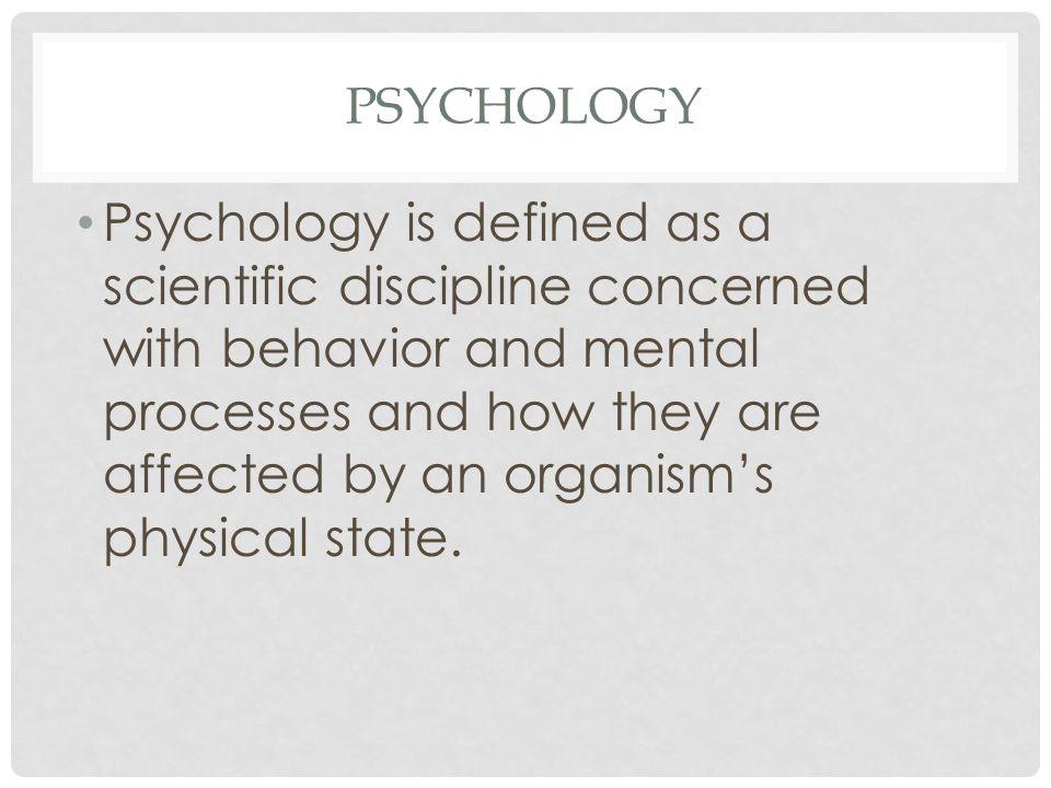 Discuss how psychology developed as a scientific discipline?